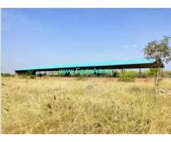 45 Acres Developed Farm land for sale at Veerabommanahalli
