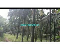 100 Acre rubber estate for sale at Udupi