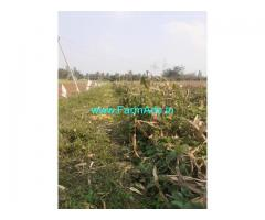25 Guntas Agriculture Land for sale at Cheelenahalli, Thoobagere Hobli