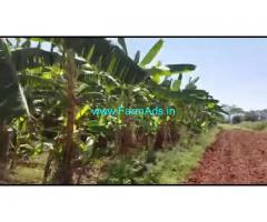 1 Acre CORNER EMPTY Farm LAND for sale at Ingalvadi, Gundlupet.