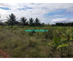 2 acre 10 guntas farm land for sale Near nanjanagud. Devnur