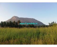 5 acre agriculture farm land for salenear ettimadai railway station .