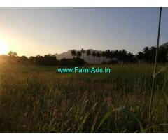 5 acre agriculture farm land for salenear ettimadai railway station .