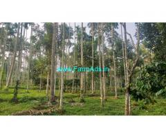 1 acre level residential farm plot sulthan bathery road