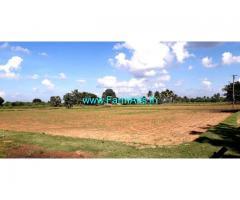 4 Acre farm land for sale at kuvalai village , L Endathur- Utthiramerrur