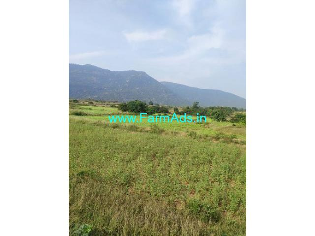 10 Acres Agriculture land for sale In Sathanur