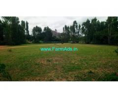 30 Acres Farm Land for sale in front of Nandihills
