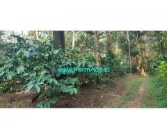 10 acres Coffee Estate for sale virajpet and mysore state highway