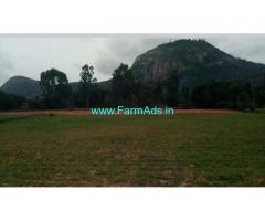 30 Acres Farm Land for sale in Angatta Village front of Nandihills