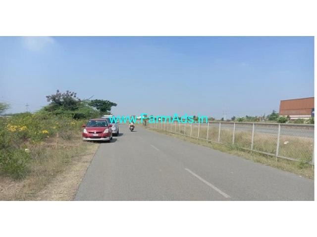 200 Acres National Highway 4 attached land for Sale near Hiriyur
