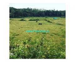 3 acre agriculture land for sale in Mudigere