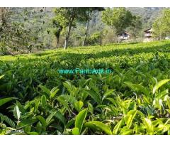3.50 Acres Farm Land for sale in Kotagiri