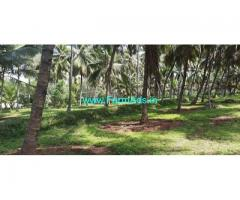 4 Acre Farm land for sale at Pollachi