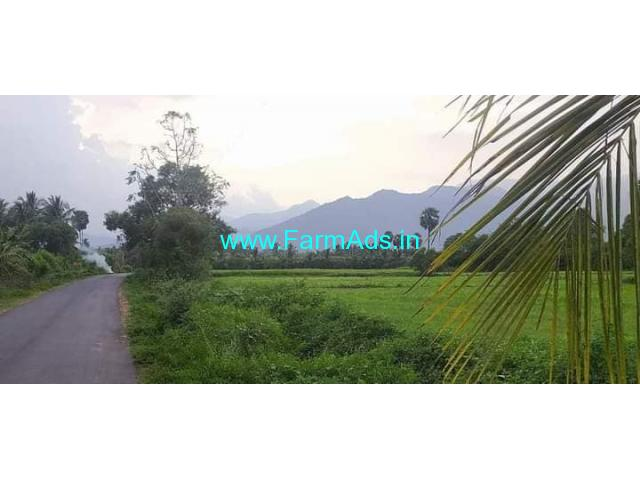 30 Acres for Sale with 700 ft Thor Road Base, 5 km from Anthiyur.
