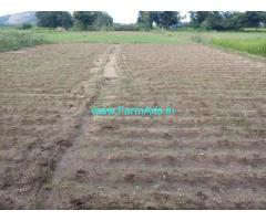 2 acor Agriculture land near husnabad