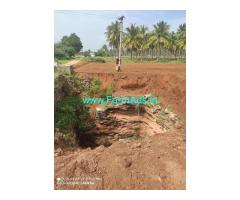 1.60 fulla empty land for sale udumalpet to palladam main road