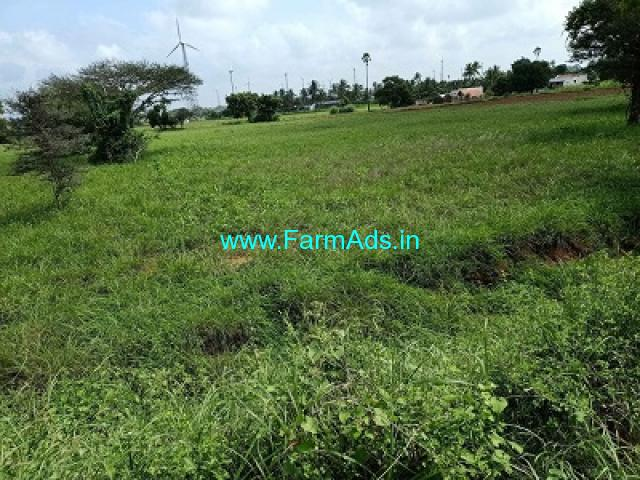 1.20 Acre full empty farm land for Sale in Palladam to Udumali main road