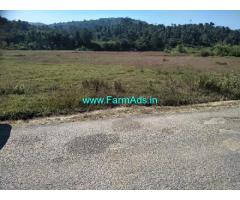 1.5 Acre Farm land for sale in Mudigere