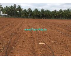 6 Acre Agri Land for Sale 40 Km From Tumkur near new Yetthinahokey channel