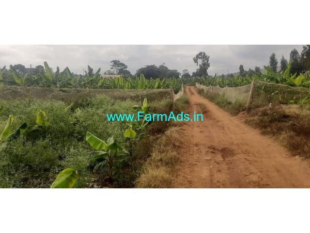 5 Acres Agriculture Land For sale In Gundlupet,Kerala Road