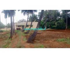 6 Acres well maintained coconut plantation for Sale near Sathanur