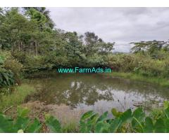12.5 Acre Land For Sale - 10 km from mudigere city Ckm district