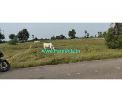 3 Acers agricultural land for Sale in Muttakoudur mandal. Champur village