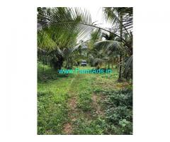 9.21 Acres Arecanut plantation for sale at Kanle, near Sagar