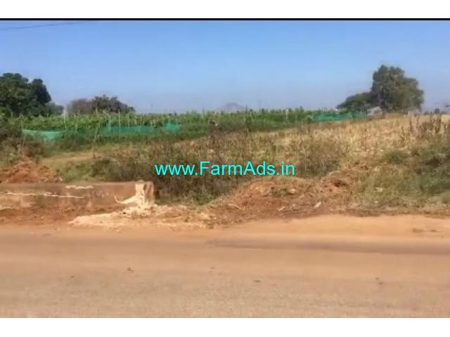 2 acres 3 guntas Highway attached property for Sale at Doddballapur