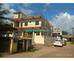 8 cent Area, Warehouse,3nos -2 bed room house for sale Puttur
