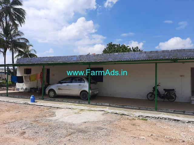 14 acre Agricultural land with coconut farm sale