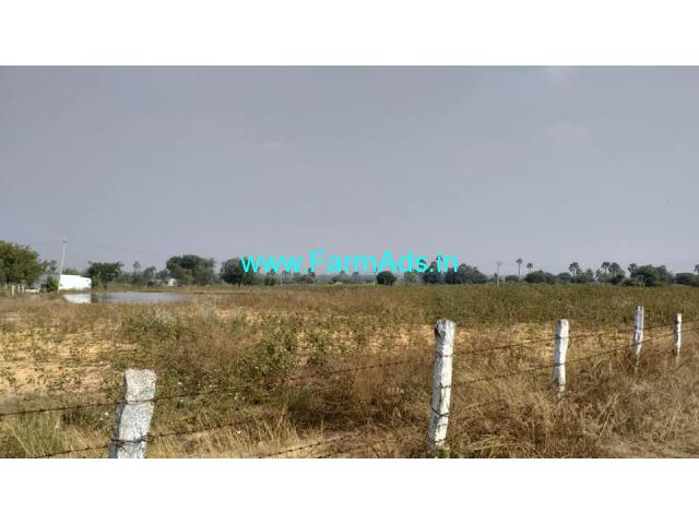 8 Acers agricultural land for Sale in yellaki village 10kms choutoopal