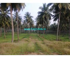 6.5 acre coconuts farm sale at sokkanur main road, Coimbatore