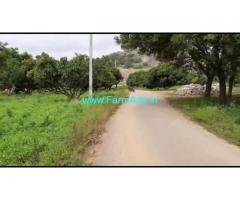 1 Acre Farm land for sale at Ramanagara towards Chennapatna.