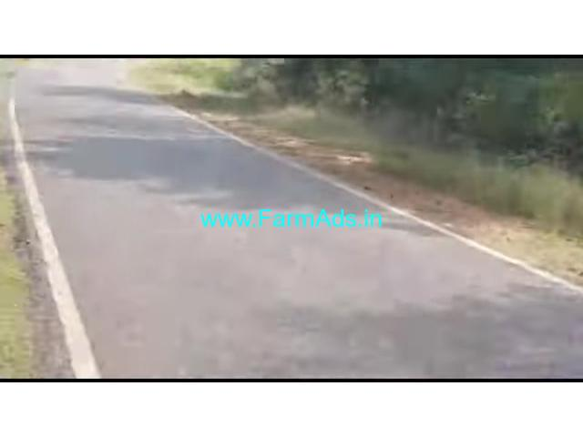 9 acre Tar road approach farm land for sale in Malavalli