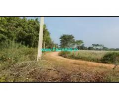 3 acre 33 gunta farm land for sale in Sinduvalli Village. Nanjanagudu