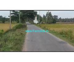 36 Guntas Farm land for sale at Kalale Village, Nanjanagudu.