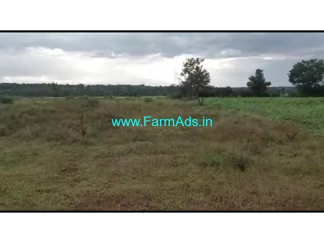 4 acre 20 gunta farm land for sale in Malavalli