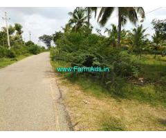 5 Acres agriculture land for sale near Sira