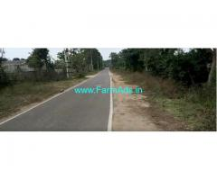 6 Acres Farm house for sale in  Gauribidanur,85km from Bangalore