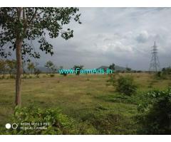 3.5 Acres farm land for sale in Boodanure, Mandya Taluk