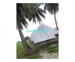 8.52 Acres Agricultural Land For Sale in Nannilam