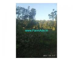 35 Acres agriculture land for sale in Sakleshpur