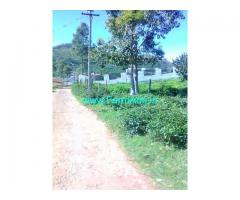 21 Cents agriculture land for sale in Kotagiri 5 kms from kotagiri town