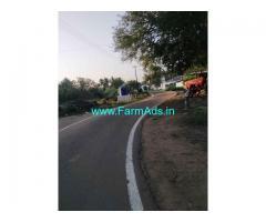 2.5 acre road based coconut farm land at Mannur,  Pollachi west area