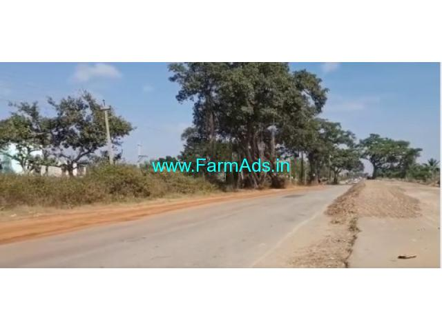 1.26 Acres highway attached property for sale Belavangala