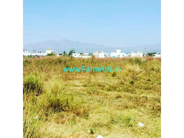 42 Guntas land for sale in Mallandur circle