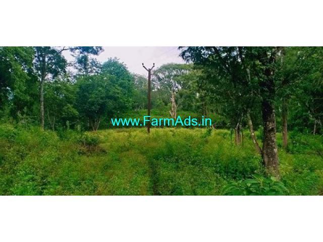 16 Acres Organic agriculture Farm land for Sale in Kodaikanal