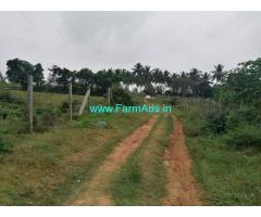 8.5 Acres agriculture land for sale from Hosur 11km