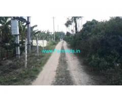 6 Acres Agricultural  Land For Sale In Near Gundlupet